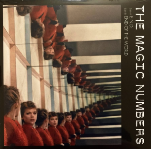 "Magic Numbers (The) ‎- E.N.D. (7"") (M/M) (Sealed)"